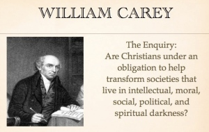 William Carey's Enquiry